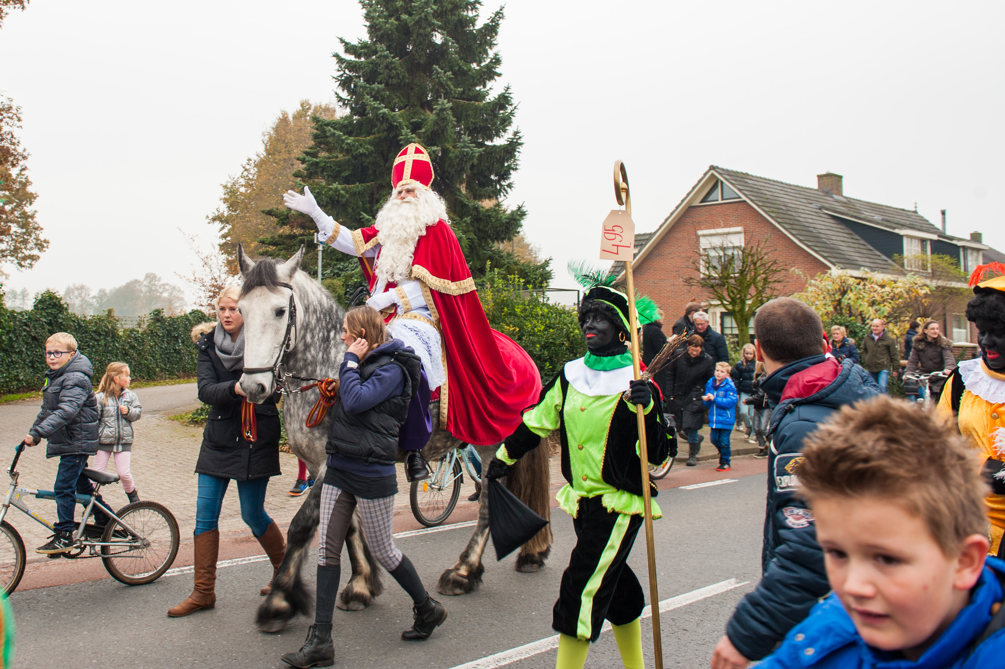 sint in bornerbroek